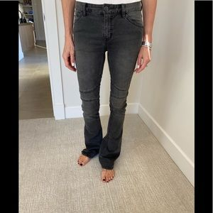 Free People flares jeans